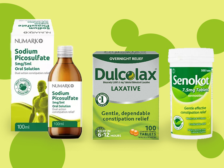 Why has buying stimulant laxatives become more restricted?