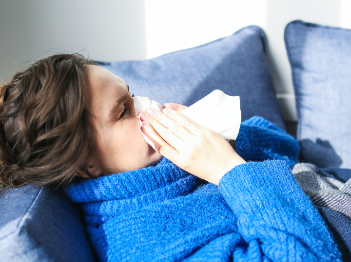 Coughs, Colds & Flu