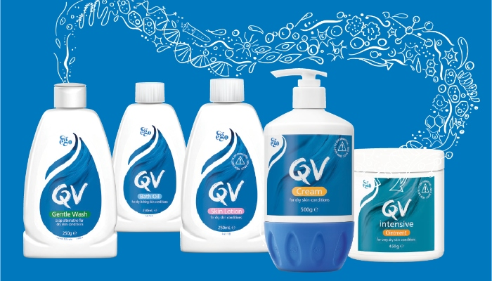 5 QV Products You Should Be Using on Your Eczema-Prone Skin